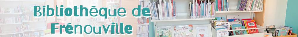 Bibliothèque de Frénouville
